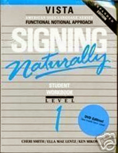 Signing naturally level 1 by mikos ken american book warehouse