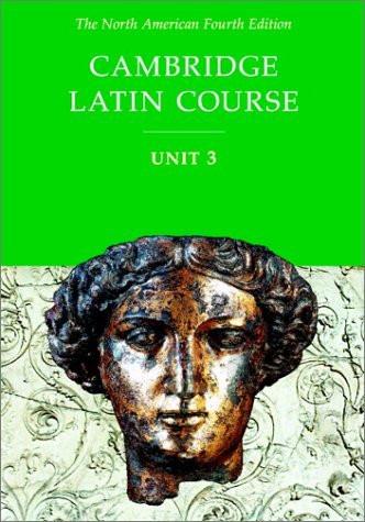 cambridge latin course book 3 dictionary