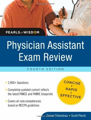 Physician Assistant all science subjects