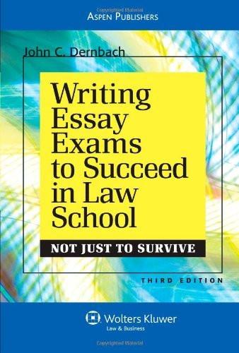 essay exams law school