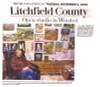 News Paper Litchfield County Art Review