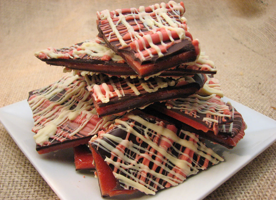 Peppermint Toffee