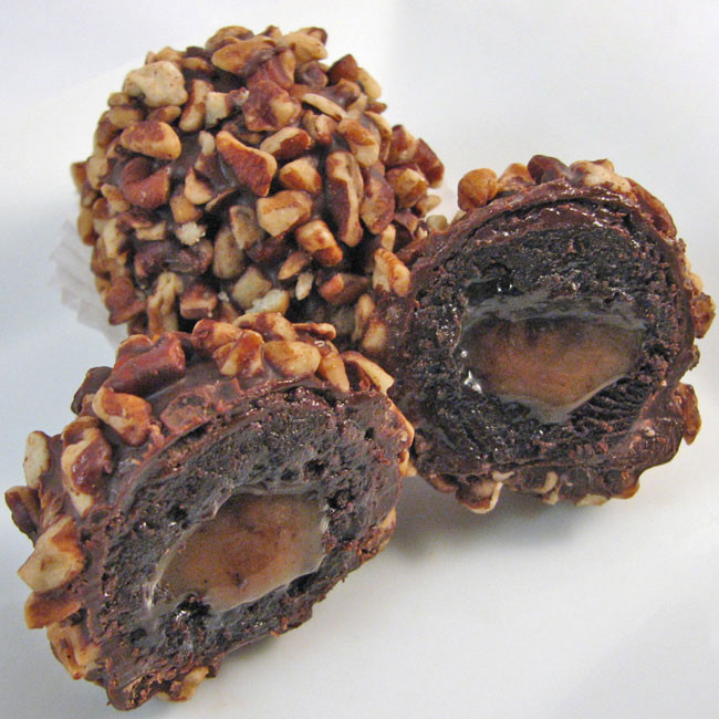 Caramel Pecan: If you like caramel, chocolate and pecans, you'll ...
