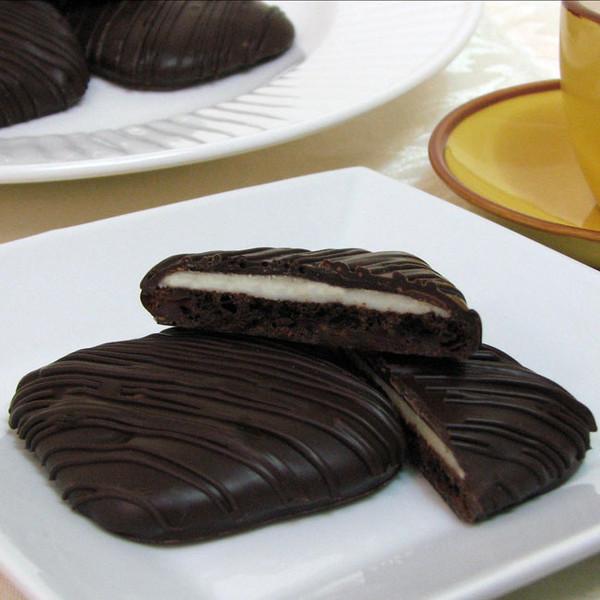 Mint Chocolate Cookies- A Gluten-Free Casein-Free Recipe — Dishmaps