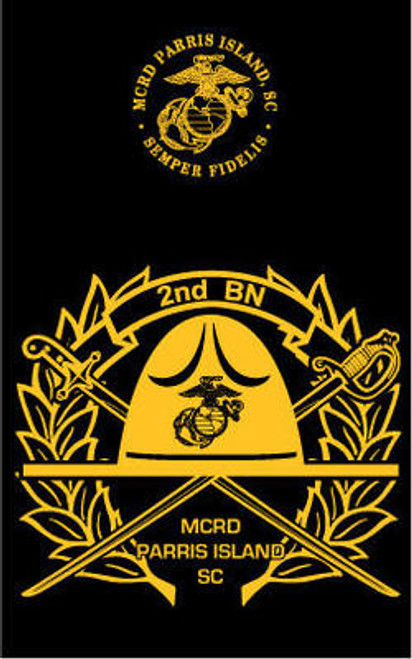Parris Island 2nd Recruit Battalion Crewneck Sweatshirt