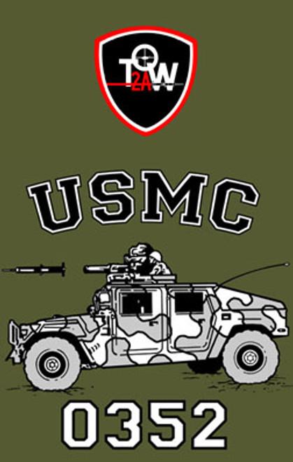 Marine TOW Gunner