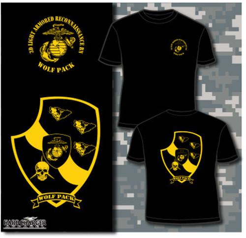 3rd Light Armored Reconnaissance Battalion Crewneck Sweatshirt