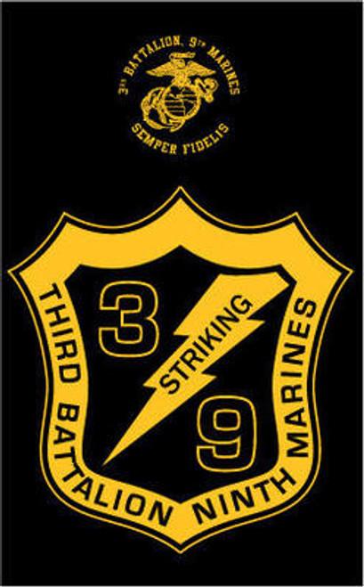3rd Battalion, 9th Marines Crewneck Sweatshirt