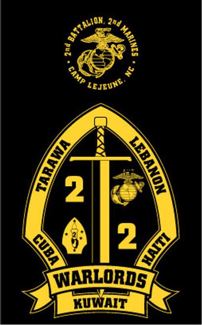 2nd Battalion, 2nd Marines Crewneck Sweatshirt