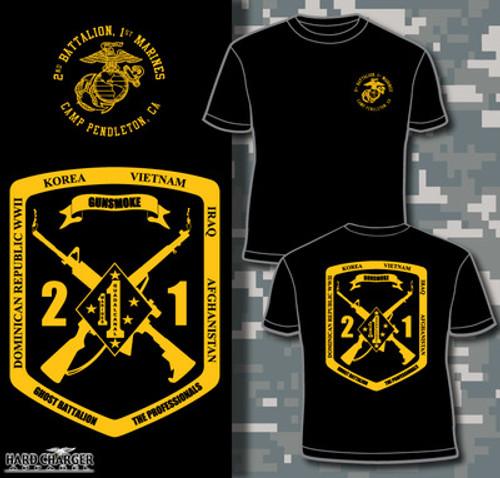 2nd Battalion 1st Marines Crewneck Sweatshirt