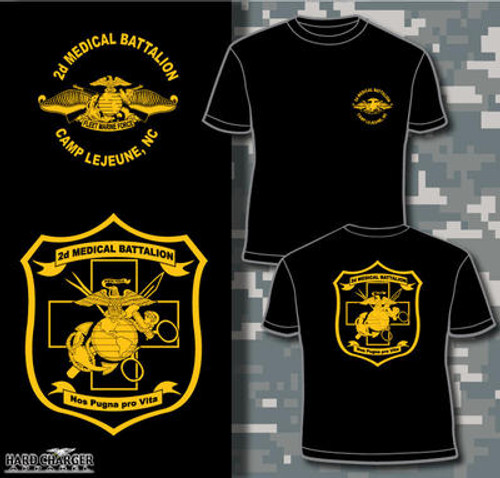 2D Medical Battalion T-shirt