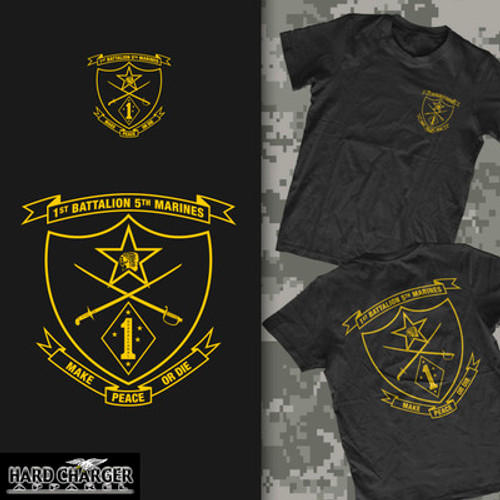 1st Battalion, 5th Marines Hood