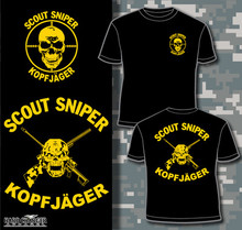 Sniper Kopfjager Hood