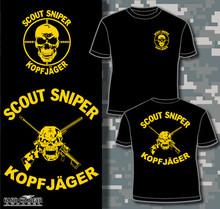 Sniper Kopfjager T-shirt