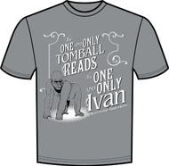 The One & Only Ivan T-shirt (Gildan: Sport Grey)