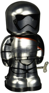 Star Wars Tin Captain Phasma Wind Ups Figure Schylling 32765