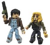 Aliens Minimates s2 Jumpsuit Ripley & Newt figures Diamond 05313