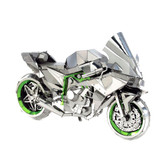 ICONX H2R Kawasaki Ninja 3D Laser Cut Model Fascinations 13214