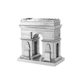 ICONX Arc de Triomphe 3D Laser Cut Model Fascinations 13054