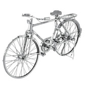ICONX Classic Bicycle 3D Laser Cut Model Fascinations 13207