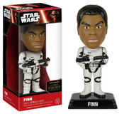 Star Wars Ep7 Bobble Head Finn figure Funko 62453