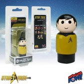 Pin Mates Star Trek TOS 06 Lieutenant Hikaru Sulu Bif Bang Pow 03358