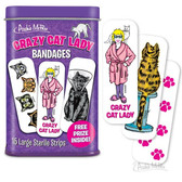 Crazy Cat Lady Bandages 15 pcs Accoutrements 12574