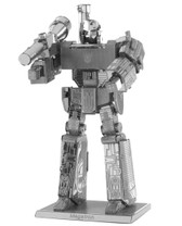 Metal Earth Transformers Megatron 3D Metal  Model + Tweezer  033038