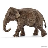 Wild Life Asian Elephant female 14753 Schleich 47539