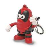 Mr. Potato Head Pop Tater Deadpool keychain PPW 1998