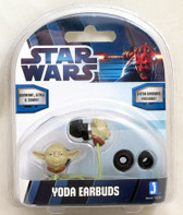 Star Wars Yoda Earbuds by Jazwares 152323