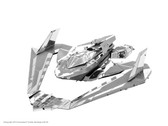 Metal Earth Batman vs Superman Batwing 3D Metal Model + Tweezer 13764