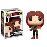 Pop Comics Hellboy 02 Liz Sherman Funko figure 27186