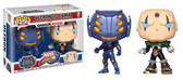 Pop Games Gamerverse Ultron vs Sigma Funko figure 27797