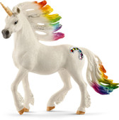 Bayala Rainbow Unicorn Stallion figure Schleich 70523