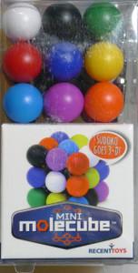 Mini Mefferts Keychain Mini Molecube Puzzle 06866