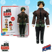 Big Bang Theory Rajesh Koothrappali in Renaissance Outfit figure 100289