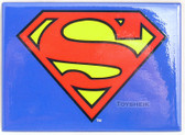 DC Magnets Superman  Logo from Ata-Boy 246220