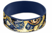 Doctor Who Wristband Exploding Van Gogh Tardis - Underground 012842