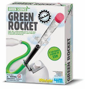 Green Science Green Rocket 4M 160828