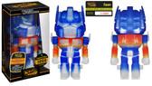 Hikari Transformers Optimus Prime Clear Glitter figure Funko 038380