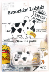 Smorkin Labbit Mad Cow figure Kidrobot 134778