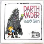 Star Wars Book HC Darth Vader & Son 106557