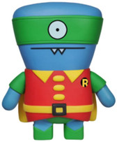 Ugly Doll DC Wedgehead as Robin vinyl figure Funko 036454