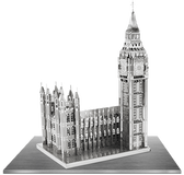 ICONX Big Ben 3D Laser Cut Model Fascinations 013184