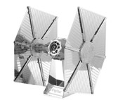 Metal Earth Star Wars Tie Fighter 3D Metal  Model + Tweezer  012569