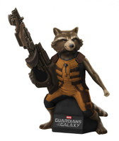 Guardians of the Galaxy Rocket Raccoon bank Monogram 681097