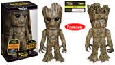 Hikari Guardians of the Galaxy Brown Groot figure Funko 053680