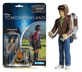 Disney Tomorrowland ReAction Young Frank figure Funko 050481