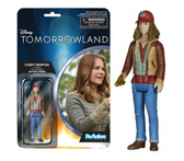Disney Tomorrowland ReAction Casey Newton figure Funko 053284